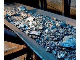 Облегченные шахтные конвейерные ленты