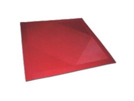 Ковры диэлектрические неформовые (1000 × 1000 × 6 мм)